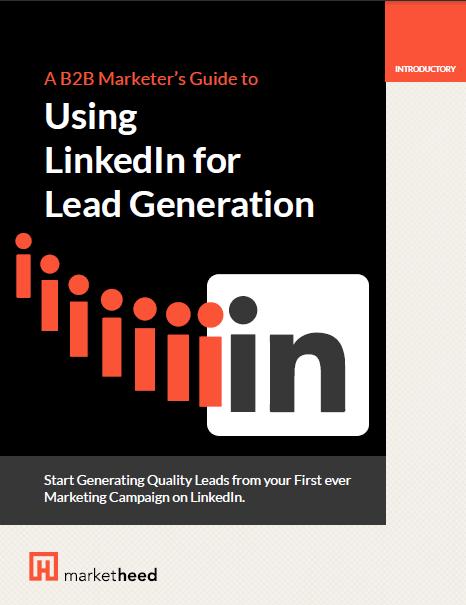 Using LinkedIn for Lead Generation eBook