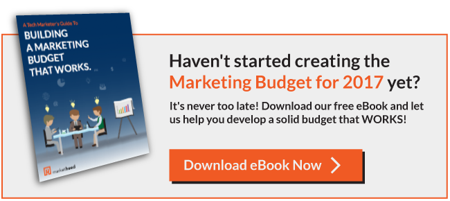 10 ways to ensure your b2b marketing budget fails