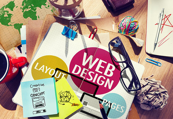 4 Rules Of Thumbs For Designing Your Homepage