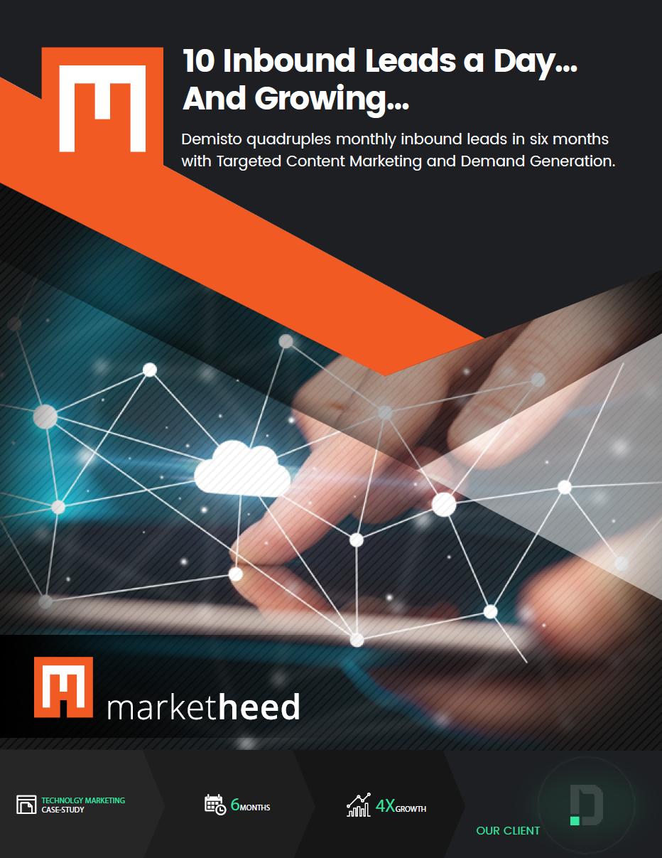MarketHeed Technology Marketing Case-study